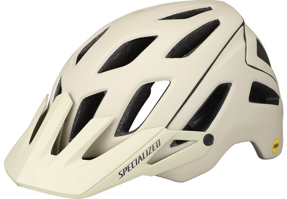 Specialized - Ambush with ANGi - Satin White Mountains/Gunmetal
