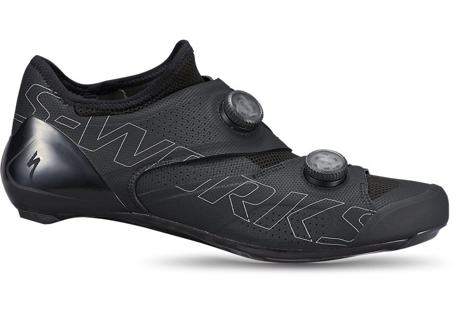 Specialized - S-Works Ares Road Shoes - Black - 1