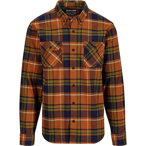 Dakine - Men's Reid Tech Flannel Shirt - Brown