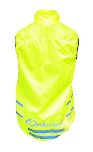 Ontrack Reflective Vest Back