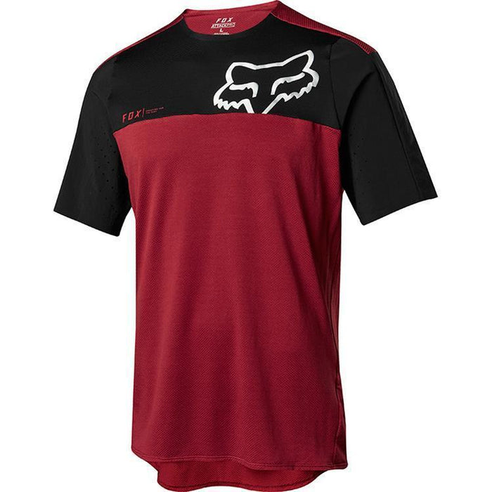 Fox - Attack Pro SS Jersey - Red/Black - 1