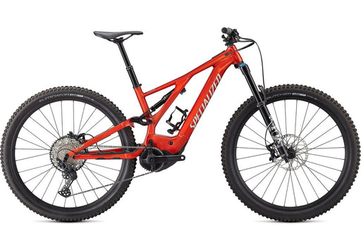 Specialized - Turbo Levo Comp - 2021 - Redwood / White Mountains - 1