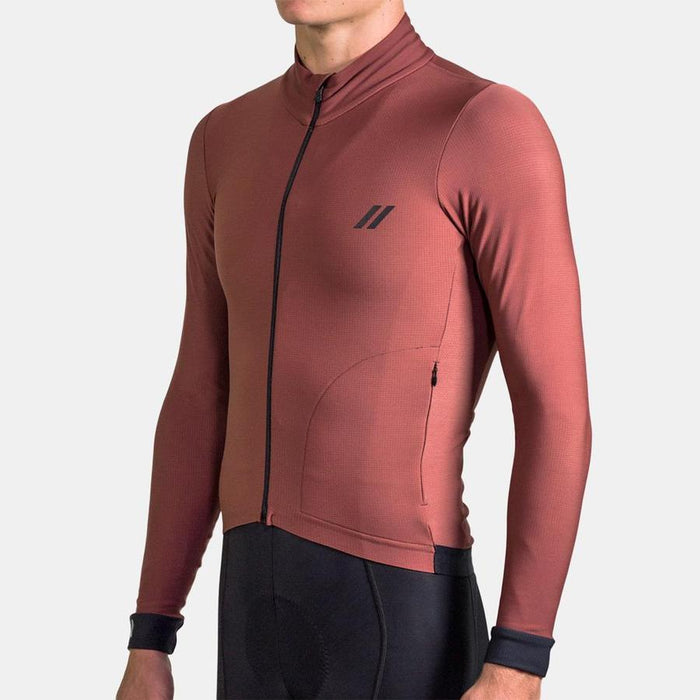 Black Sheep - Elements Thermal Scotty Long Sleeve Jersey