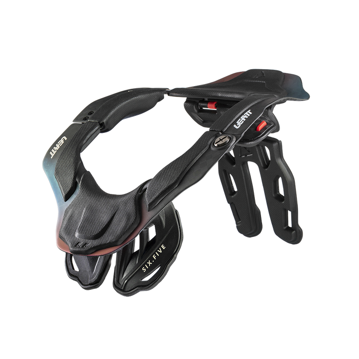 LEATT - 2020 DBX 6.5 Neck Brace - Carbon/Hologram