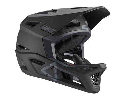 LEATT - 2021 DBX 4.0 Helmet - Black - 1