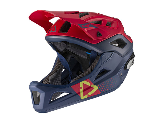 LEATT - 2021 DBX 3.0 Enduro Helmet - Chilli - 1
