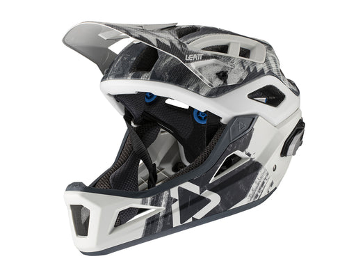 LEATT - 2021 DBX 3.0 Enduro Helmet - Steel - 1