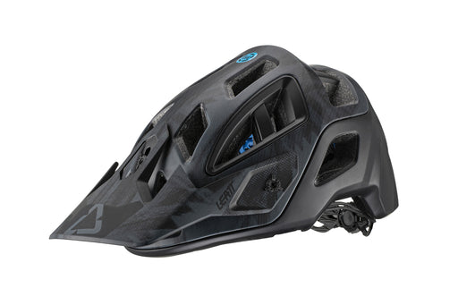 LEATT - 2021 DBX 3.0 All Mtn Helmet - Black - 1