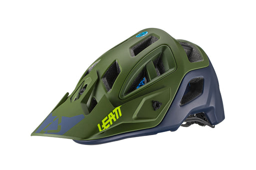 LEATT - 2021 DBX 3.0 All Mtn Helmet - Cactus - 1