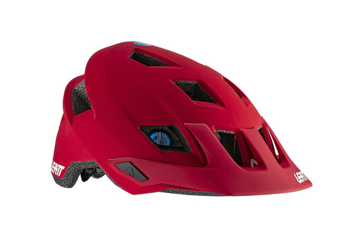 LEATT - 2021 DBX 1.0 Mtn Helmet - Chilli - 1