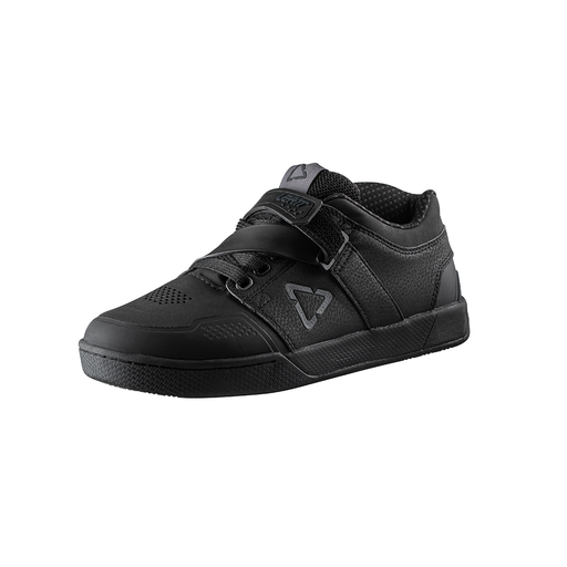 LEATT - 2021 DBX 4.0 Clip Shoe - Black - 1