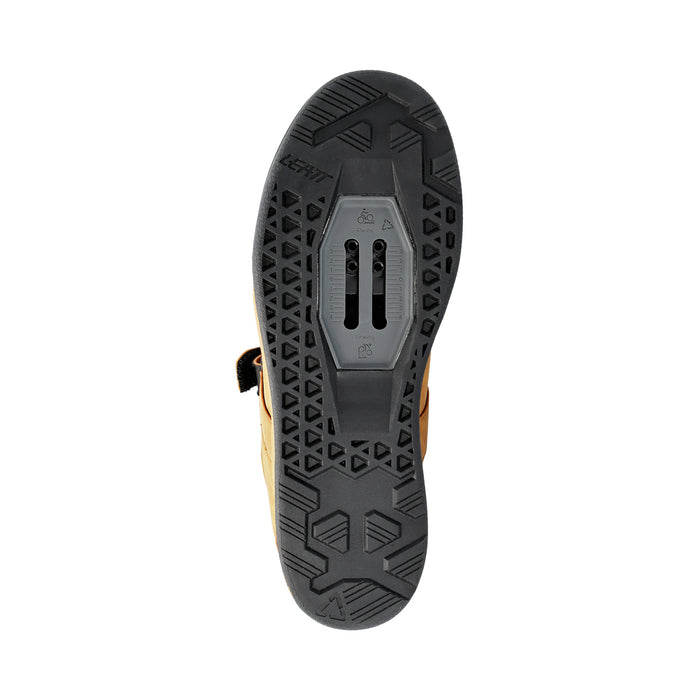 LEATT - 2021 DBX 4.0 Clip Shoe - Sand - 4