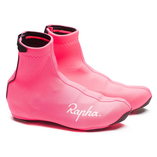 Rapha - Overshoes - High-Vis Pink - 1