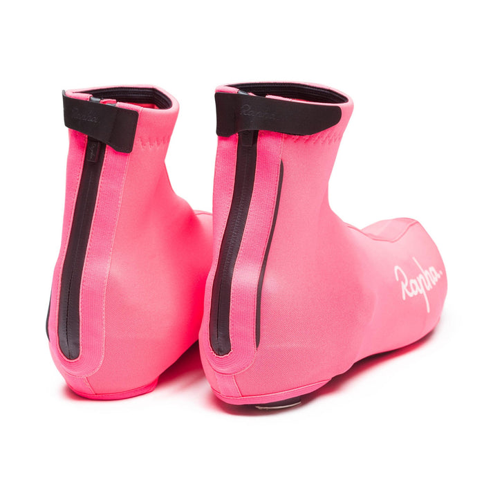 Rapha - Overshoes - High-Vis Pink - 2