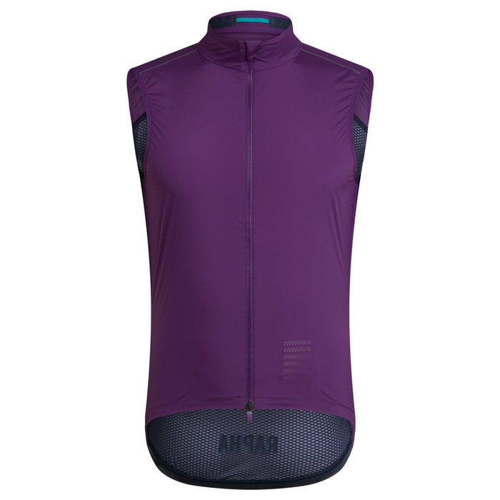 Rapha - Men's Pro Team Lightweight Gilet - Purple/Dark Navy
