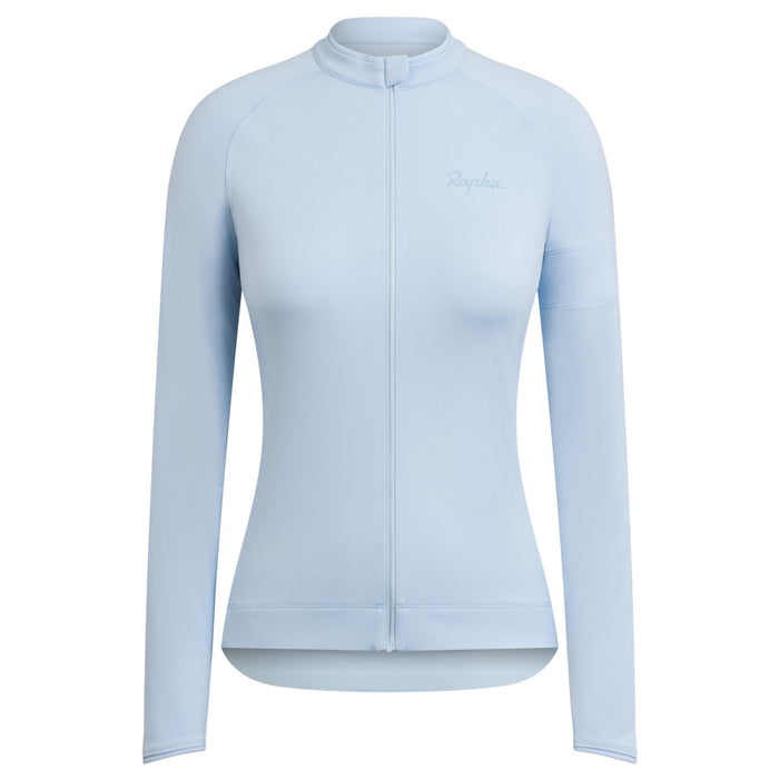Rapha - Women's Core Long Sleeve Jersey - Sky Blue