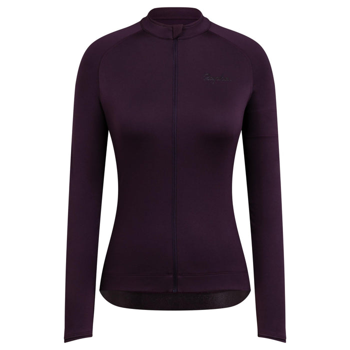 Rapha - Women's Core Long Sleeve Jersey - Purple - 1