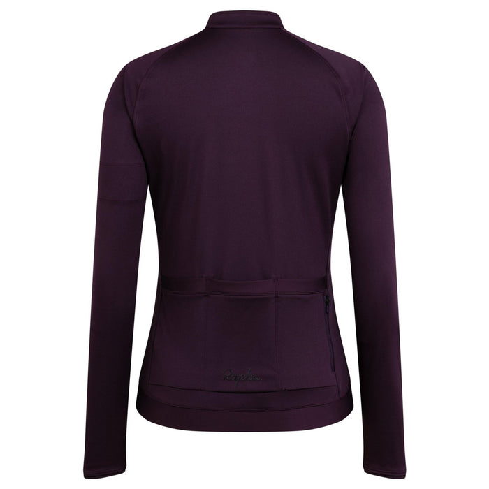 Rapha - Women's Core Long Sleeve Jersey - Purple - 2