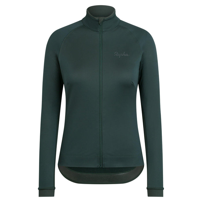 Rapha - Women's Core Winter Jacket - Dark Green/Dark Green - 1