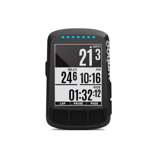 Wahoo - ELEMNT BOLT GPS Bike Computer - Stealth Black - 1