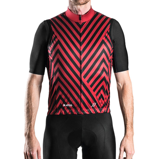 Black Sheep Cycling - Euro Collection Graphics Gilet - 1