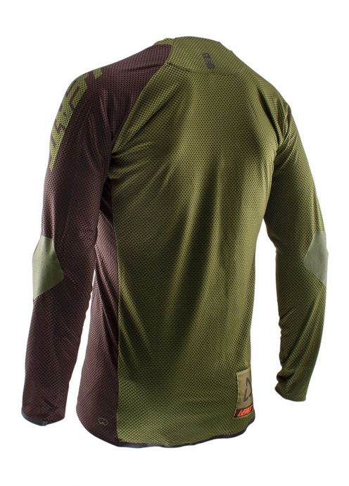 LEATT - 2020 DBX 4.0 Ultraweld Jersey - Forest - 2
