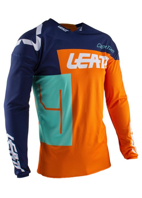 LEATT - 2020 GPX 3.5 Jersey - Jr Orange