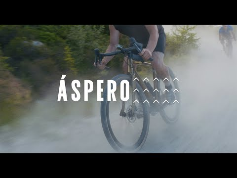 Cervelo - Áspero GRX RX810 - 2021 - Video