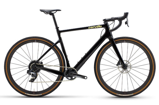 Cervelo - Áspero Force eTap AXS 1 - 2021 - Black/Gold