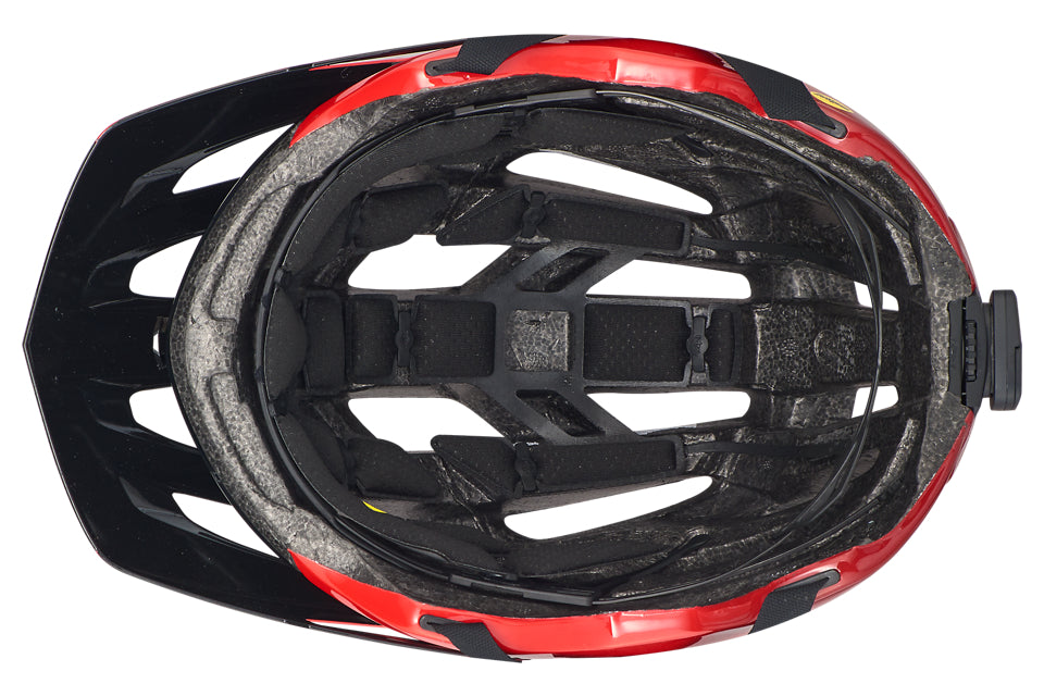 Specialized - Ambush with ANGi - Flo Red/Black Refraction - 4