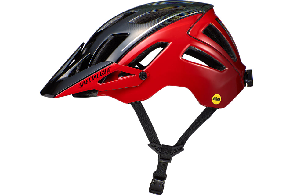 Specialized - Ambush with ANGi - Flo Red/Black Refraction - 5