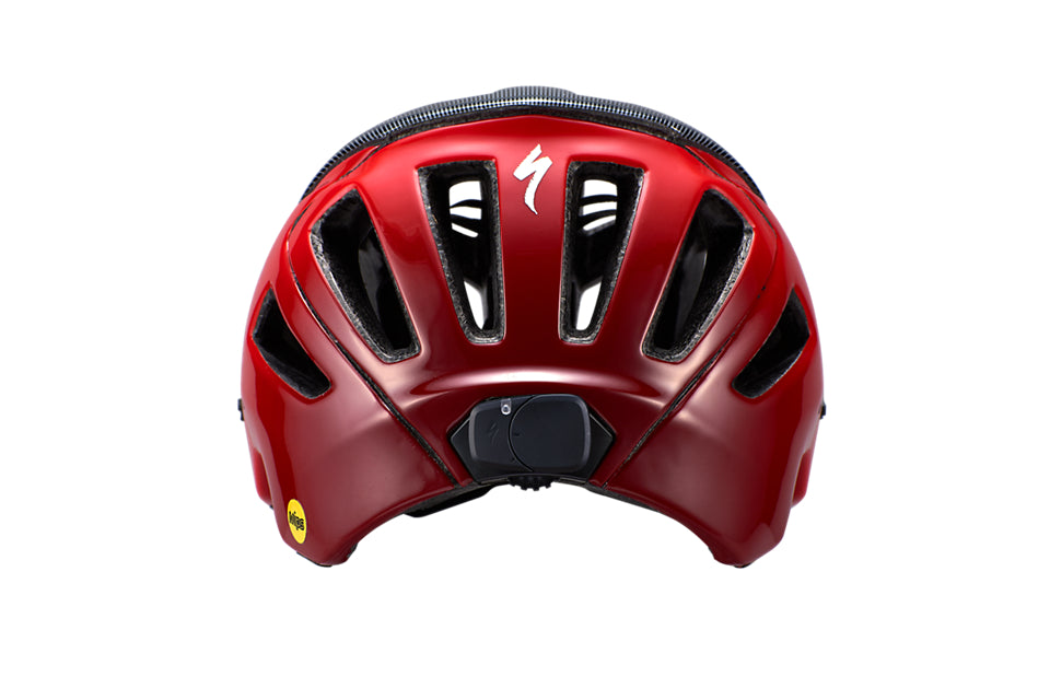 Specialized - Ambush with ANGi - Flo Red/Black Refraction - 6