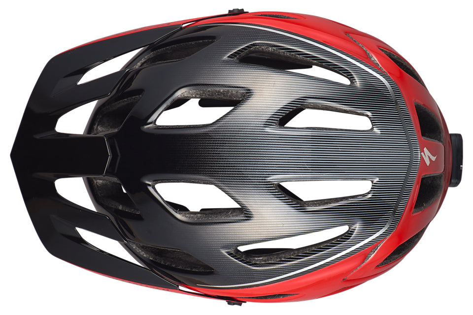 Specialized - Ambush with ANGi - Flo Red/Black Refraction - 8