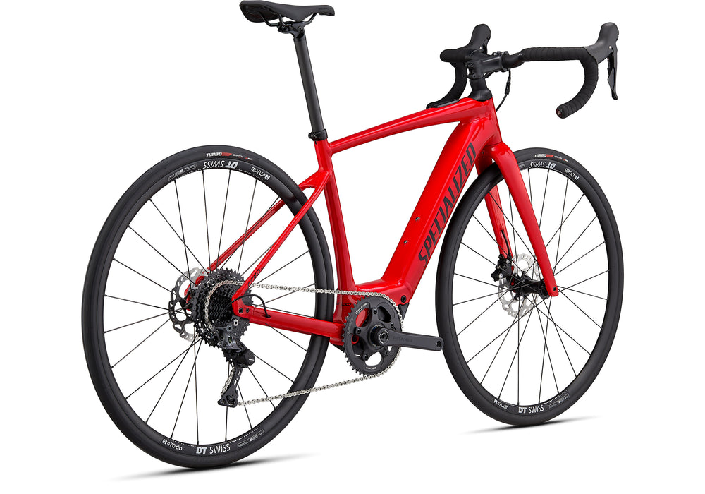 Specialized - Turbo Creo SL Comp E5 - 2021 - Red - 3