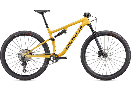 Specialized - Epic EVO Comp - 2021 - GLOSS BRASSY YELLOW/BLACK - 1
