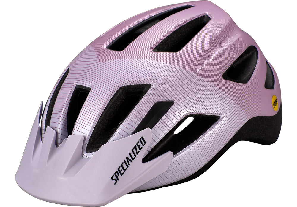 Specialized - Shuffle Youth Standard Buckle - 2020 - UV Lilac/Dusty Lilac Accel