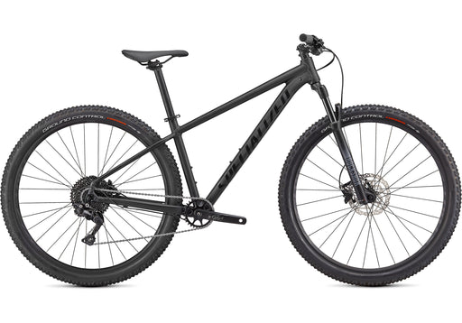 "Specialized - Rockhopper Elite 29"" - 2021 - SATIN CAST BLACK / GLOSS BLACK - 1"