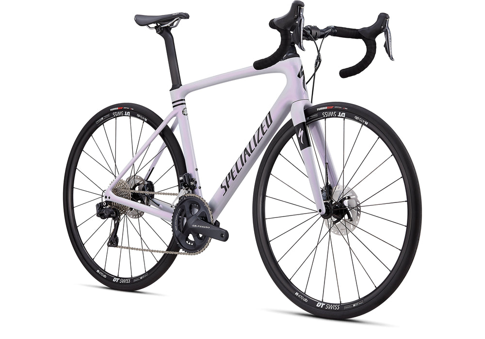 Specialized - Roubaix Comp - Shimano Ultegra Di2 - 2020 - Gloss UV Lilac/Black - 2