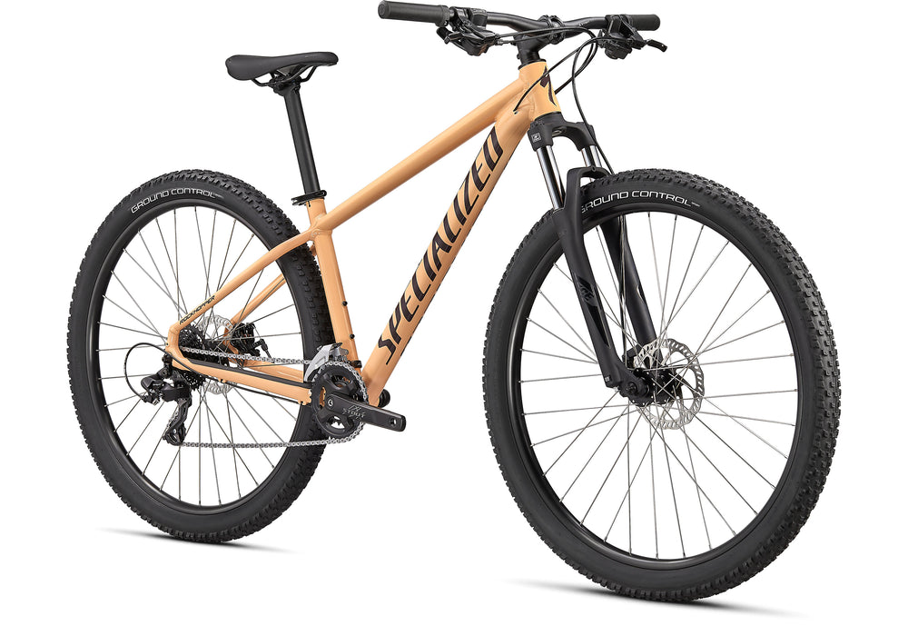 "Specialized - Rockhopper 27.5"" - 2021 - GLOSS ICE PAPAYA / CAST UMBER - 2"