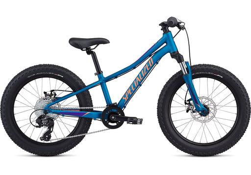 "Specialized - Riprock 20"" - 2020 - Marine Blue / Plum Purple / Acid Lava"