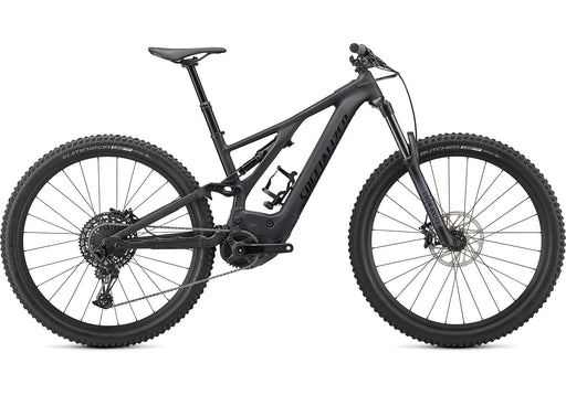 Specialized - Turbo Levo - 2021 - Black/ Gloss Tarmac Black / Smoke - 1