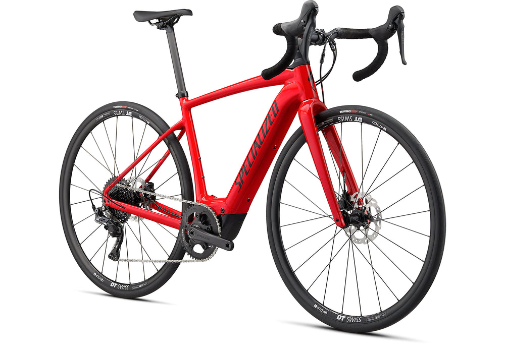 Specialized - Turbo Creo SL Comp E5 - 2021 - Red - 2