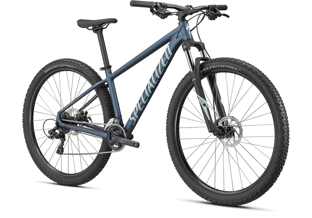 "Specialized - Rockhopper 27.5"" - 2021 - SATIN CAST BLUE METALLIC / ICE BLUE - 2"
