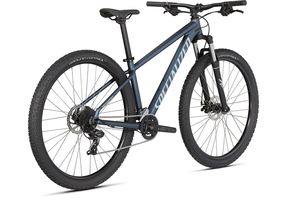 "Specialized - Rockhopper 27.5"" - 2021 - SATIN CAST BLUE METALLIC / ICE BLUE - 3"