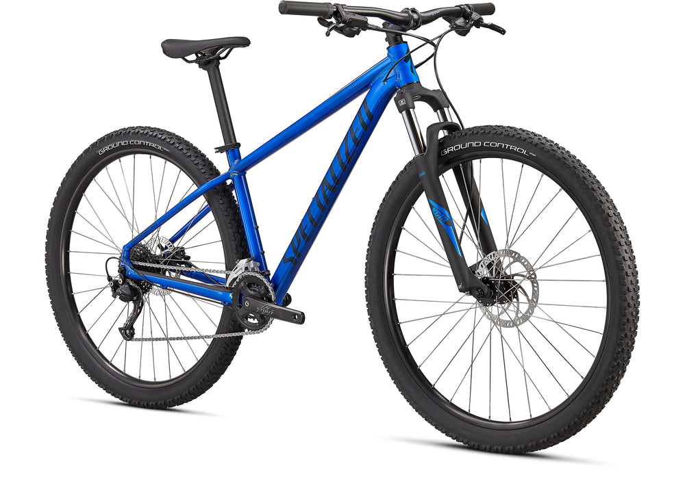 "Specialized - Rockhopper Sport 29"" - 2021 - GLOSS COBALT / CAST BLUE - 2"