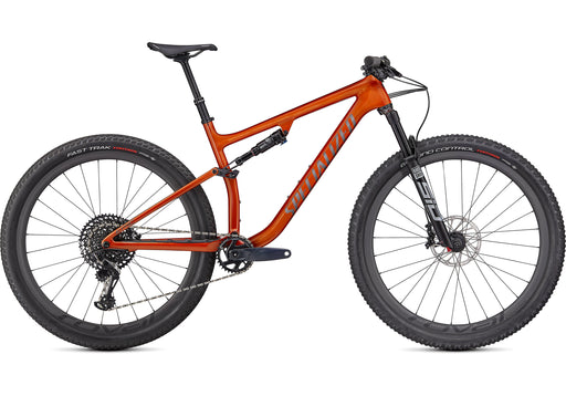 Specialized - Epic EVO Expert - 2021 - GLOSS REDWOOD/SMOKE - 1