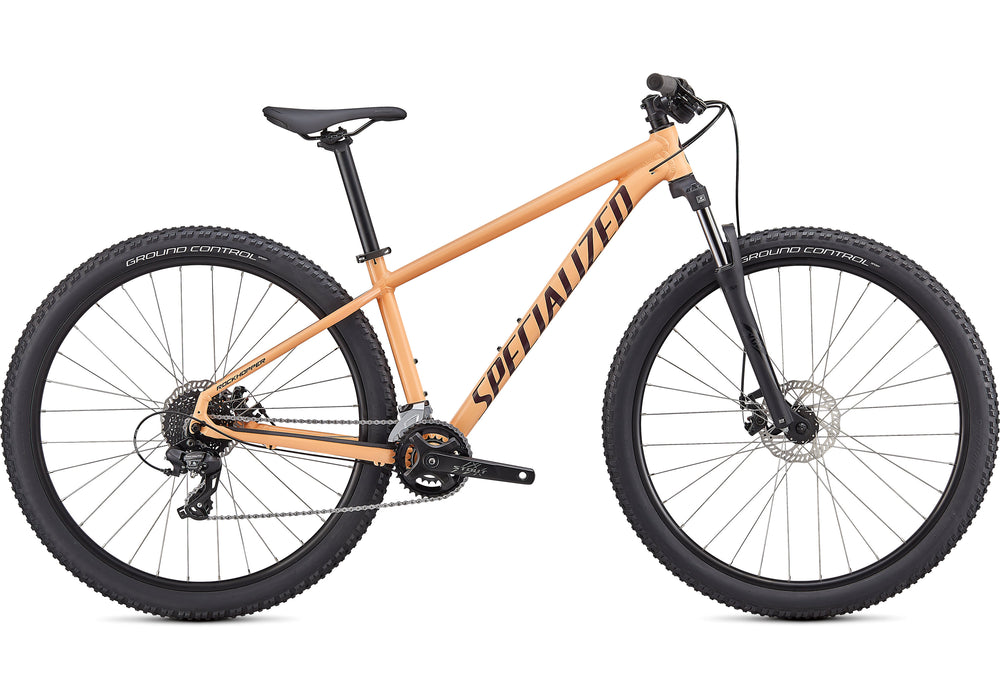 "Specialized - Rockhopper 27.5"" - 2021 - GLOSS ICE PAPAYA / CAST UMBER - 1"