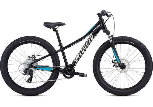 Specialized - Riprock 24 - 2021 - Black / Nice Blue / Metallic White Silver