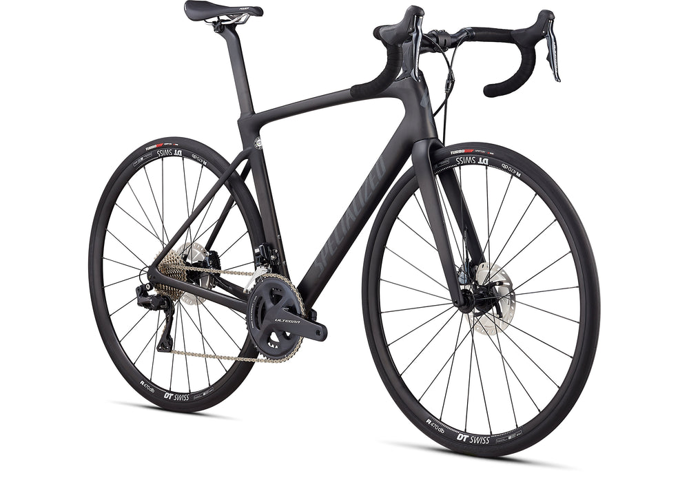 Specialized - Roubaix Comp - Shimano Ultegra Di2 - 2020 - Satin Carbon/Black - 2