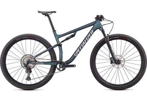 Specialized - Epic Comp - 2021 - SATIN CARBON/OIL CHAMELEON/FLAKE SILVER - 1